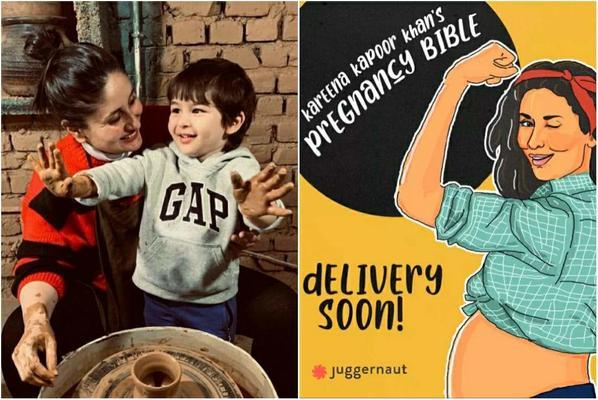 Bebo Announces First Book - Kareena Kapoor Khan's Pregnancy Bible