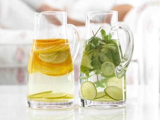 Refresh Yourself with Infused Water