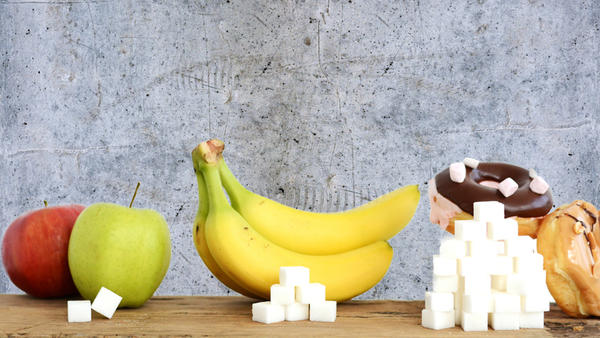 'Healthy' Foods that are Full of Sugar