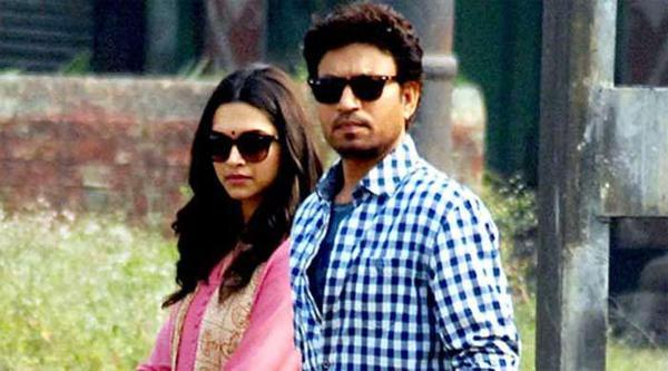 Irrfan To Romance Deepika Again!