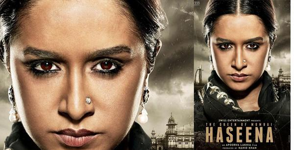 First Look of Haseena..!!!!