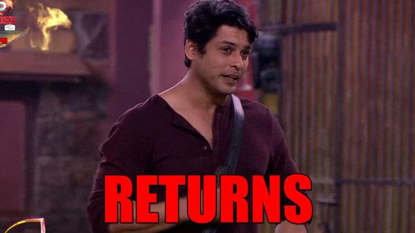 Sidharth Shukla Returns to Bigg Boss House!