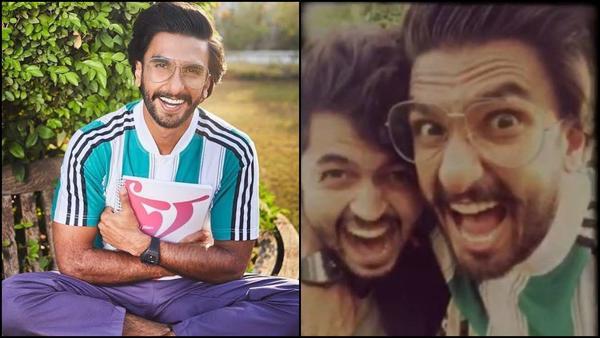 Ranveer Singh Announces His Next Film