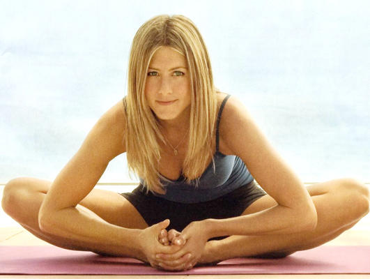 Secret Behind Jennifer Aniston's Hot Bod!