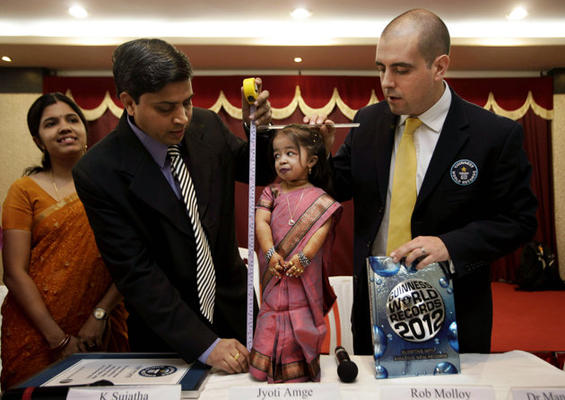 World's Shortest Woman in Bigg Boss 6!