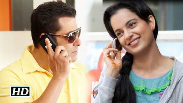 Kangana Makes Up With Salman