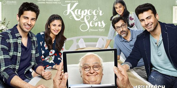 Kapoor and Sons Is not To Be Missed!