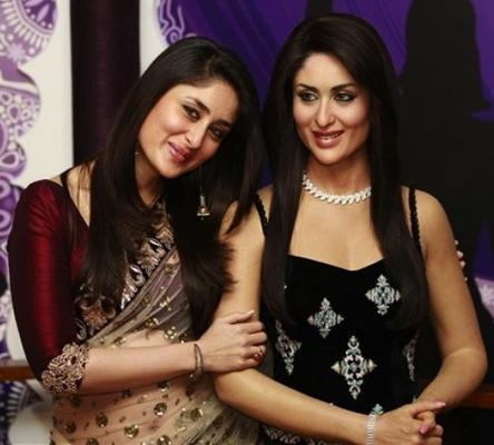 Kareena Kapoor's beautiful wax statue unveiled at Madame Tussauds