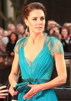 Wonder How Kate Middleton Maintains That Figure?