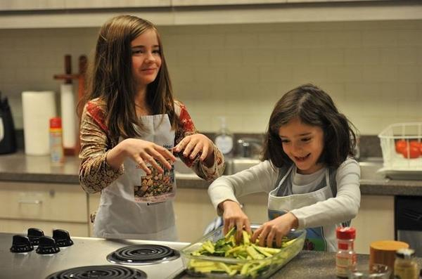 Have You Introduced Your Kids to the Kitchen Yet?