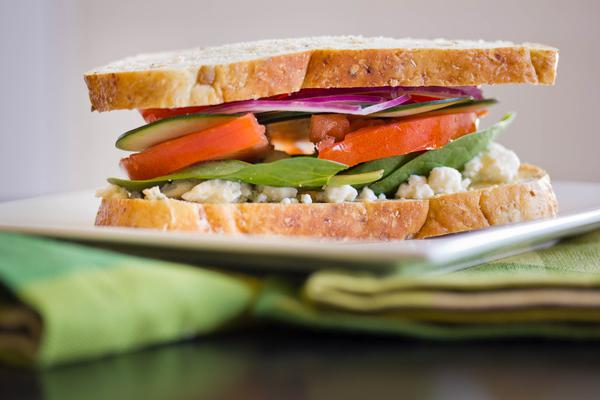 Introduce Your Children To Healthy Cooking With Sandwiches