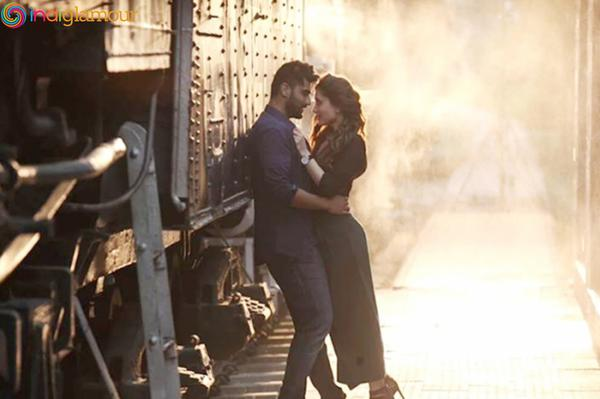 Arjun Kapoor is A Great Kisser!