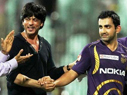 Kolkata Knight Riders Win IPL 5!