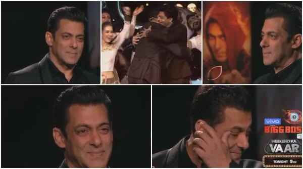 Bigg Boss Made Salman Khan Cry!