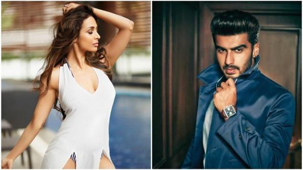 Malaika Reacts to Arjun's Hot Shirtless Photo!