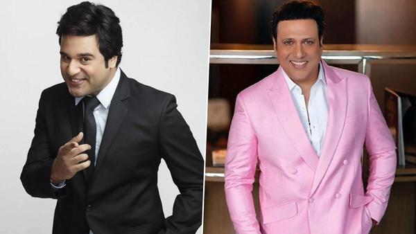 Govinda and Krushna - Family Spat is Out in the Open!