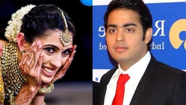 Ambanis Throw a Star Studded Mehendi Bash for Shloka-Akash