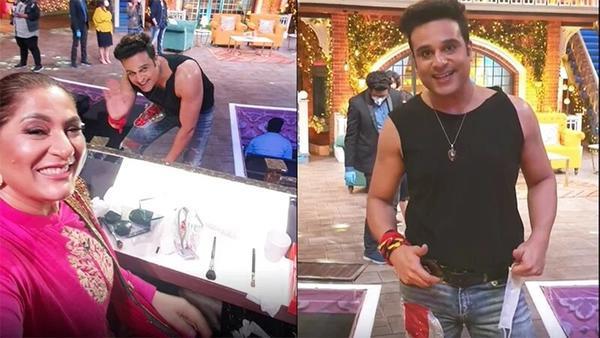 Lockdown Fitness - Krushna Abhishek and Kapil Sharma Have Lost Weight!