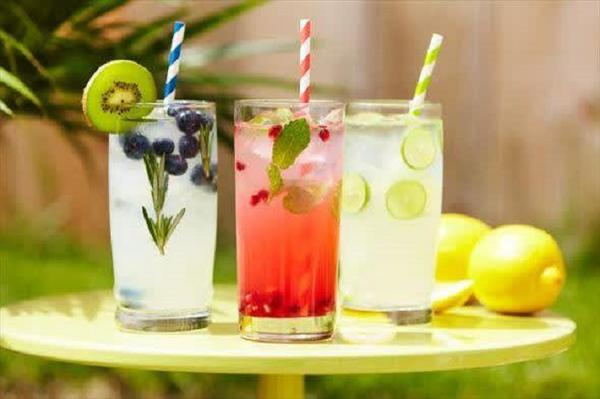 Chill With These Flavoured Lemonades This Summer!