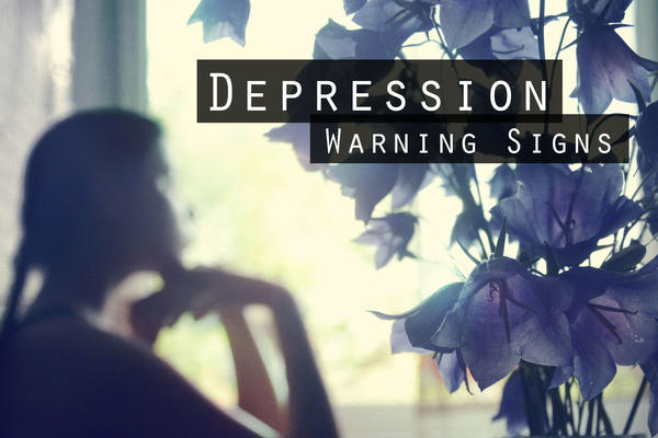 5 Symptoms of Depression that Should not be Ignored.