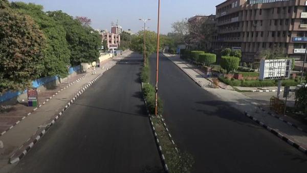 India on Lockdown Amidst COVID-19