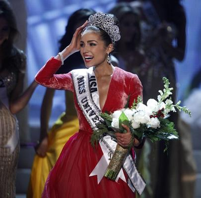 Miss USA is the New Miss Universe!