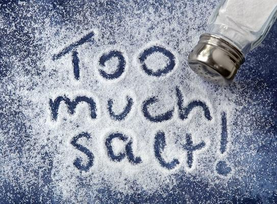 5 Reasons Why You Should Lower Your Salt Intake