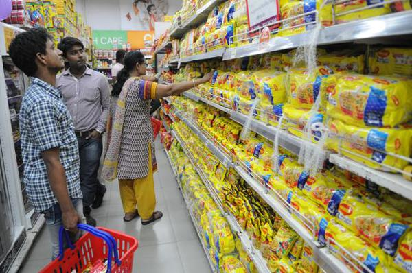 Will You Be Eating Maggi Tonight?