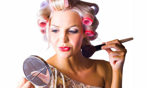 Is Makeup Making You Look Old?