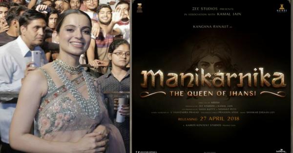 What's Next for Kangana After Manikarnika?