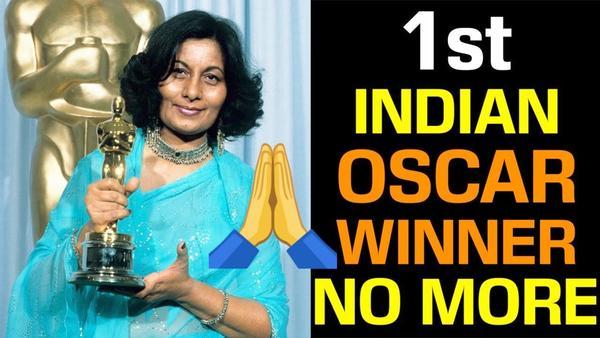 India's Oscar Winning Designer Bhanu Athaiya is No More, RIP!