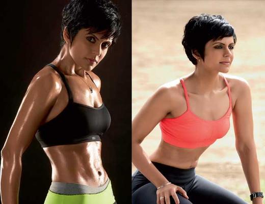 Get Fit At 40 Like Mandira!