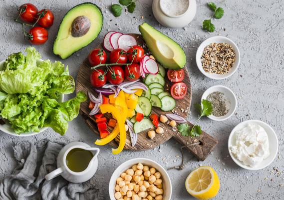 Mediterranean Diet Improves Chances of Successful IVF