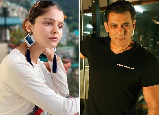 Rubina Dilaik Takes Panga With Salman, Calls Him Out for a Joke He Made