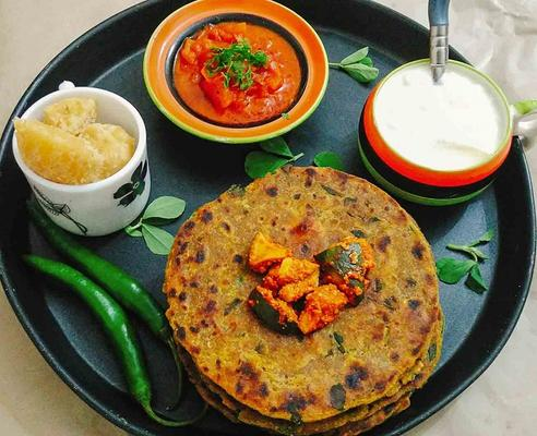 Go Green with Your Rotis This Winter