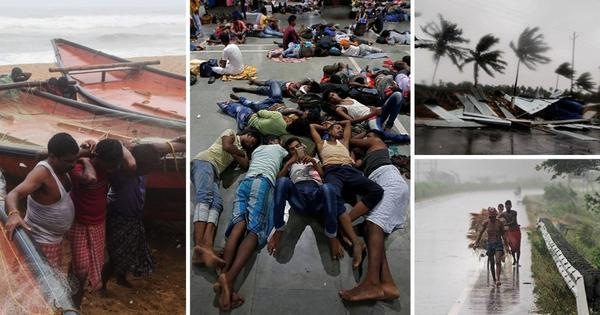 Lessons from Odisha - How to Evacuate a Million People!