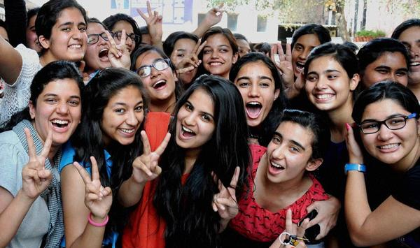 CBSE Results: Once Again Girls Outshine Boys!