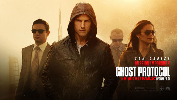 Mission Impossible 4: Ghost Protocol - Movie Review