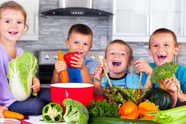 Tips to Sneak Vegetables into Your Kids' Diet