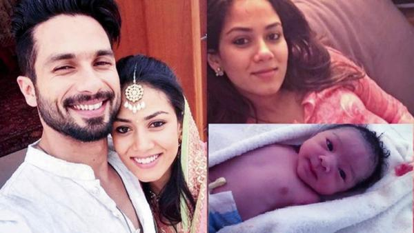 Shahid Reveals the Name of His Daughter!