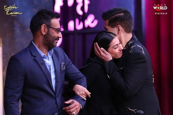 Koffee with Karan - Guess Who Won the Audi A5?
