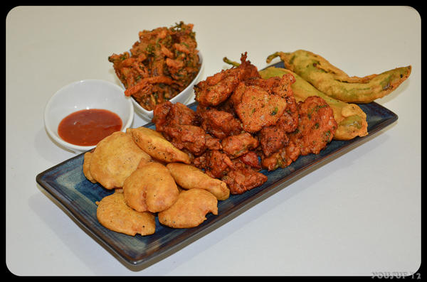 6 Types of Pakoras You Must Learn to Prepare