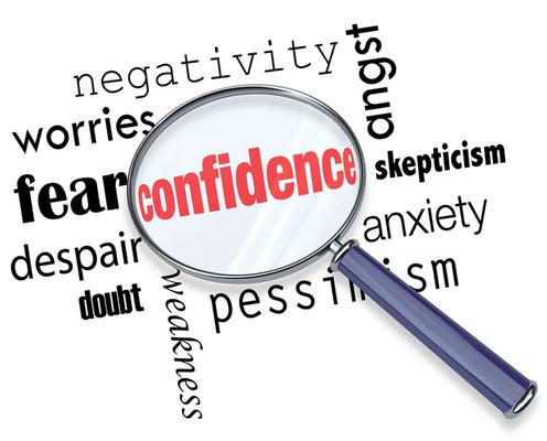 How to be more confident?
