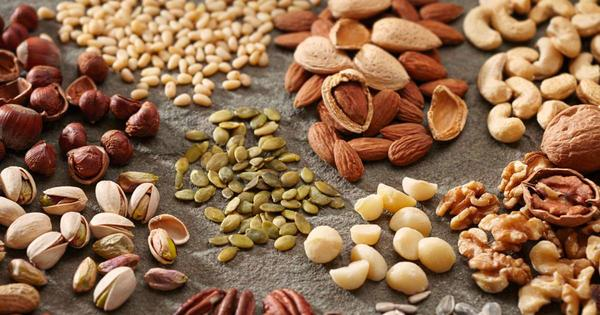 3 Seeds You Should Include in Your Daily Diet