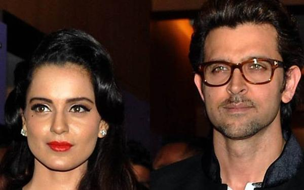 Hrithik Was Proud of Kangana - Really?