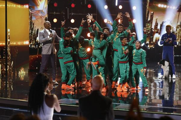 V Unbeatable Enters AGT Finale!