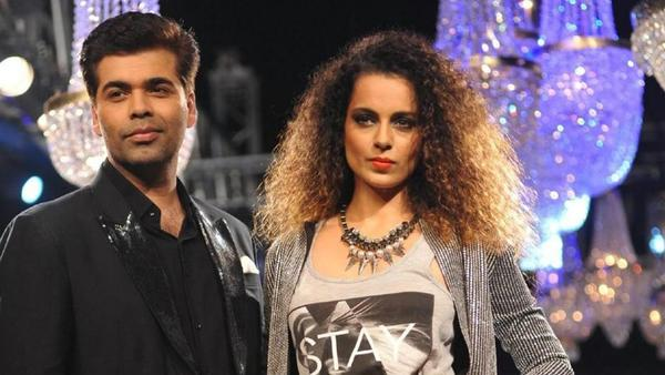 Kangana is all set to be a part of Dharma Production!!!