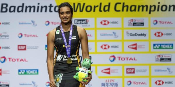 PV Sindhu Wins the Gold at World Championships