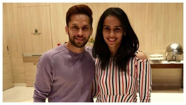 It's Wedding Bells for Saina Nehwal and Parupalli Kashyap.