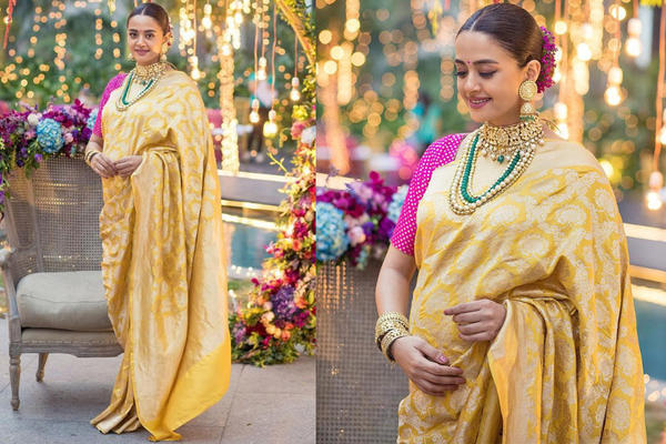 Surveen Chawla Welcomes a Lovely Baby Girl!